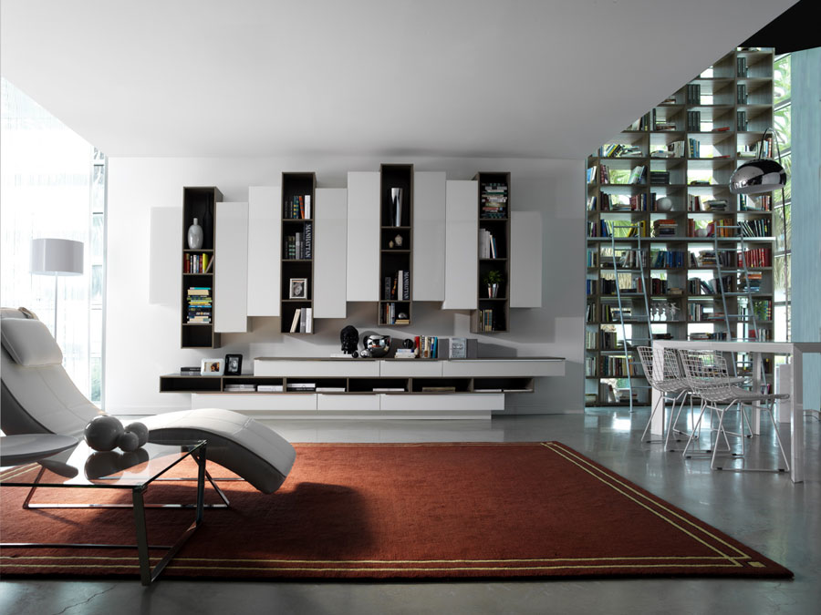 Arredamento Moderno Soggiorno. Affordable Arredamento Soggiorno ...